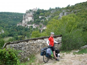 Descent to Rocamadour